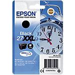 Cartucho de tinta Epson original 27xxl negro c13t27914012