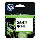 Cartucho de tinta HP Original 364XL Negro CN684EE