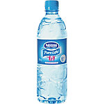 Agua mineral NESTLE AQUAREL Natural 24 botellas de 500 ml