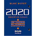 Dohe taco calendario catalán 2020 8,5 x 11 cm