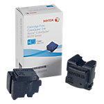 Barra de tinta sólida Xerox original 108r00931 cian 2 unidades