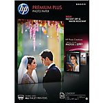 Papel fotográfico HP Premium Plus A4 brillante 300 g