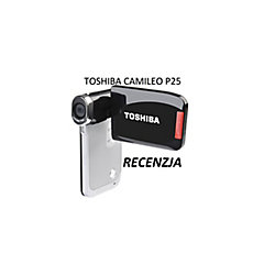 Videocámara digital Toshiba Camileo P20 HD azul