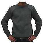 Jersey reforzado velilla acrílico talla s gris