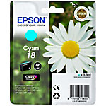 Cartucho de tinta Epson original 18 cian c13t18024010