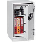Caja de seguridad Phoenix Fire Fighter FS0442E 520 x 520 x 820 mm