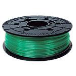 Cartucho de filamento PLA XYZprinting , Ácido poliláctico (PLA), Verde, XYZprinting, da Vinci 1.0A da Vinci 2.0A Duo da Vinci 1.0 AiO, 45 °C, 190 °C RFPLCXUS04E