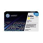 Tóner HP 646A, 12500 páginas, Amarillo, 1 pieza(s) CF032A