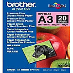 Papel fotográfico Brother BP71GA3 A3 brillante 260 g