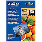 Papel fotográfico Brother BP71GP50 A6 brillante 190 g