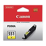 Cartucho de tinta Canon original cli 551y amarillo