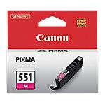 Cartucho de tinta Canon original cli 551m magenta