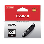 Cartucho de tinta Canon original cli 551bk negro