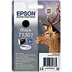 Cartucho de tinta Epson original t1301 negro c13t13014012