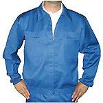 Cazadora VERTICE poliéster, algodón talla 4xl azul marino