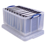 Caja multiusos Really Useful Boxes Transparente polipropileno 44 (a) x 71 (p) x 31 (h) cm
