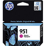 Cartucho de tinta HP Original 951 Magenta CN051AE