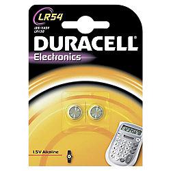Pila botón Duracell LR54 LR54 2
