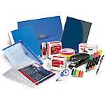 Set productos de oficina Colores surtidos plástico