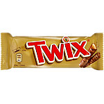 Barra de chocolate Twix 25 unidades