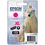 Cartucho de tinta Epson Original 26XL Magenta C13T26334012