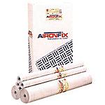 Rollo autoadhesivo AIRONFIX 450 mm x 20 m transparente