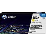 Tóner HP 650A Ylw Contract LJ Toner Cartridge, 15000 páginas, Amarillo, 1 pieza(s) CE272AC