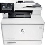 Impresora multifunción HP LaserJet Pro M377dw color láser a4