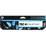 Cartucho de tinta HP original 980 negro d8j10a