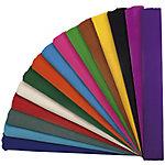 Rollo papel crespón Smart Wall Paint rojo 50 (a) x 250 (l) cm