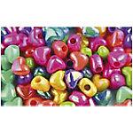 Abalorios Smart Wall Paint Corazones colores surtidos plástico