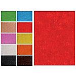 Plancha de fieltro Fixo colores surtidos 20 (a) x 0,2 (h) x 30 (l) cm 10 unidades