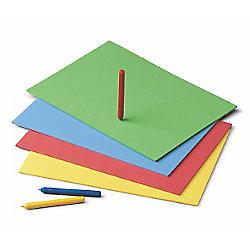 Almohadilla de picado FAIBO colores surtidos goma eva 21 x 0 4 x 30 cm 20 unidades