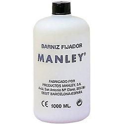 Barniz fijador Manley blanco