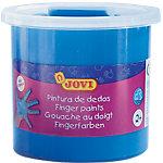 Pintura de dedos JOVI lavable azul