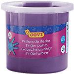 Pintura de dedos JOVI lavable violeta