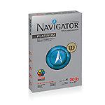 Papel Navigator Platinum Formato de Carta 75 g