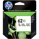 Cartucho de tinta HP Original 62XL 3 Colores C2P07AE