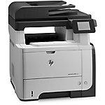 Impresora Láser Multifunción HP LaserJet Pro M521dn, Laser, Impresión en blanco y negro, 1200 x 1200 DPI, 500 hojas, A4, Negro, Gris A8P79A