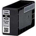 Cartucho de tinta Canon original pgi 1500xlbk negro