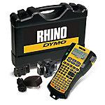 Rotuladora industrial DYMO Rhino 5200 Hard Case Kit