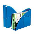 Revistero CEP Gloss azul 24 x 32 cm 1 Compartimento poliestireno 8,5 x 31 x 27 cm