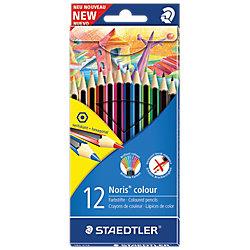 Lápices de color STAEDTLER Noris 185 colores surtidos 12 unidades