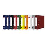 Archivador de palanca Office Depot Folio 75 mm colores surtidos 10 unidades