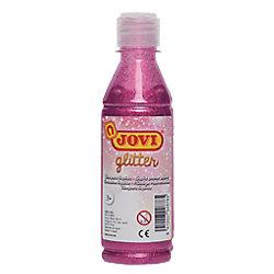 Témpera líquida JOVI Glitter rosa