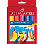 Rotulador de dibujo Faber Castell 554224 colores surtidos 24 unidades