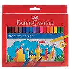 Rotulador de dibujo Faber Castell 554236 colores surtidos 36 unidades