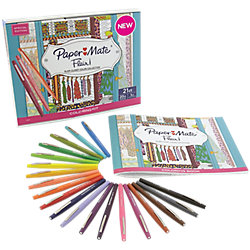 Kit de colorear Paper Mate Glam Closet surtido