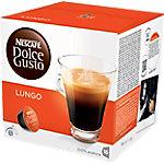 Cápsula de café Lungo NESCAFÉ Dolce Gusto 16 unidades de 7 g
