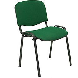 Silla confidente Alcaraz verde